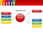 Counting PowerPoint Template#14