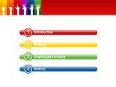 Counting PowerPoint Template#3