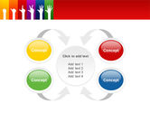 Counting PowerPoint Template#6