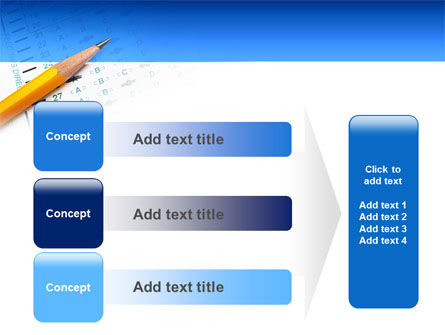 Educational And Psychological Test PowerPoint Template Slide 12