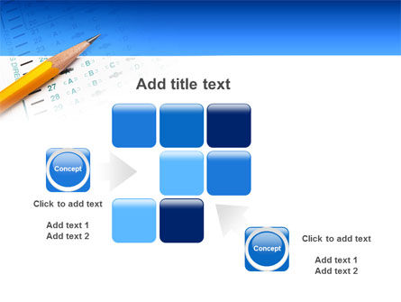 Educational And Psychological Test PowerPoint Template Slide 16