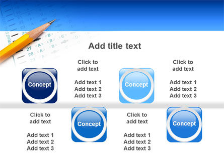 Educational And Psychological Test PowerPoint Template Slide 19