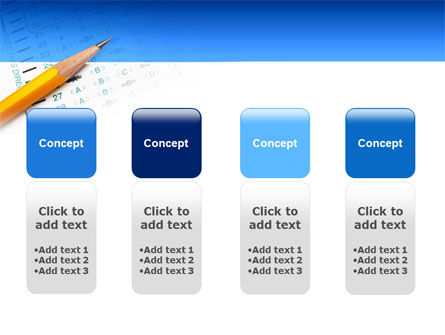 Educational And Psychological Test PowerPoint Template Slide 5