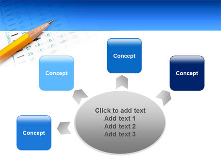Educational And Psychological Test PowerPoint Template Slide 7