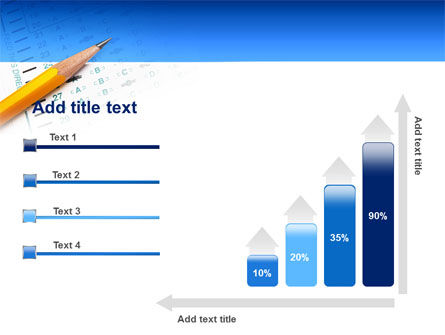 Educational And Psychological Test PowerPoint Template Slide 8