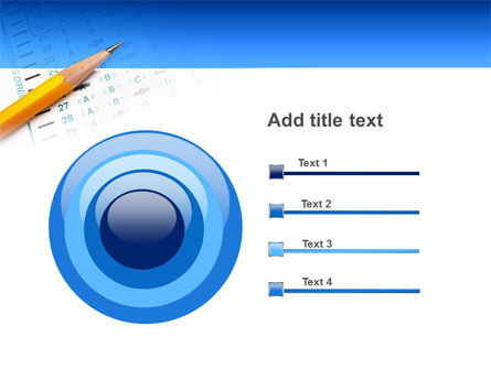 Educational And Psychological Test PowerPoint Template Slide 9