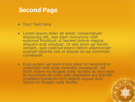 Zodiac powerpoint template backgrounds 02874 poweredtemplate zodiac powerpoint template slide 2 02874 religiousspiritual poweredtemplate toneelgroepblik Gallery
