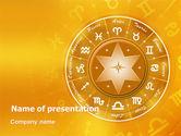 Religious/Spiritual: 十二生肖PowerPoint模板 #02874