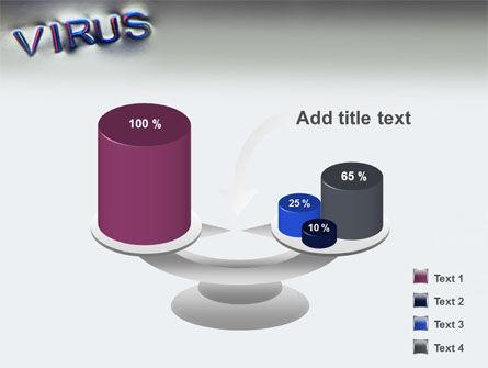 Virus Sign PowerPoint Template Slide 10