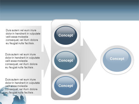 Crystal World PowerPoint Template Slide 11