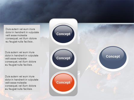 Disaster PowerPoint Template Slide 11