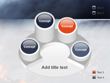 Disaster PowerPoint Template Slide 12