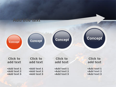 Disaster PowerPoint Template Slide 13