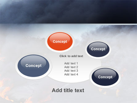 Disaster PowerPoint Template Slide 16