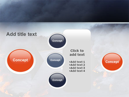 Disaster PowerPoint Template Slide 17
