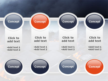Disaster PowerPoint Template Slide 18