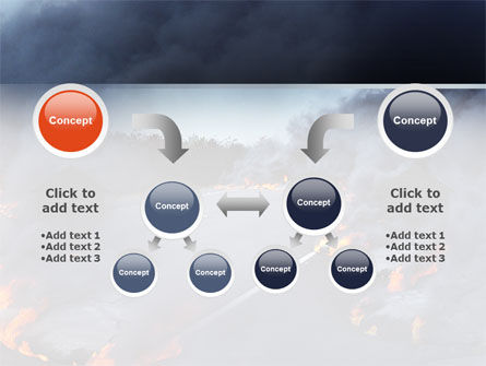 Disaster PowerPoint Template Slide 19