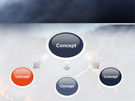 Disaster PowerPoint Template, Slide 4, 02882, Nature & Environment — PoweredTemplate.com