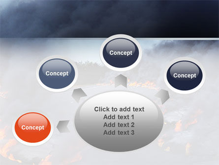 Disaster PowerPoint Template Slide 7