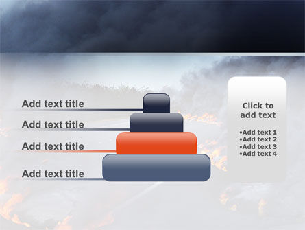 Disaster PowerPoint Template Slide 8
