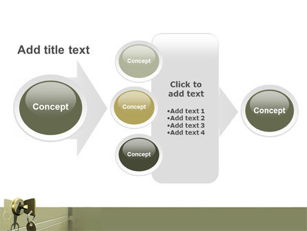 Locker PowerPoint Template Slide 17