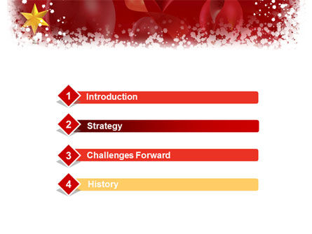 New Year Celebration PowerPoint Template, Slide 3, 02885, Holiday/Special Occasion — PoweredTemplate.com