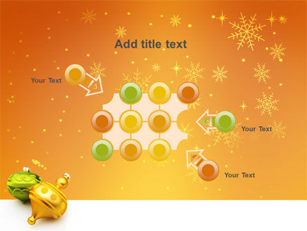 Decorations Of New Year PowerPoint Template Slide 10