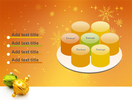 Decorations Of New Year PowerPoint Template Slide 12