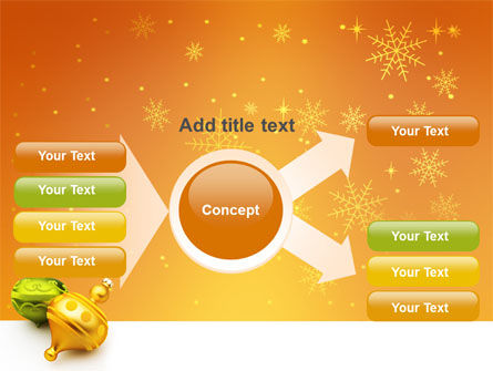 Decorations Of New Year PowerPoint Template Slide 15