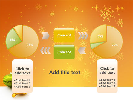 Decorations Of New Year PowerPoint Template Slide 16