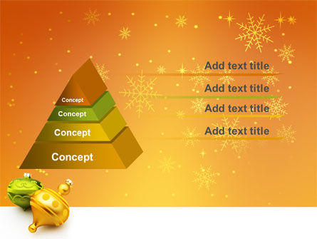Decorations Of New Year PowerPoint Template Slide 4