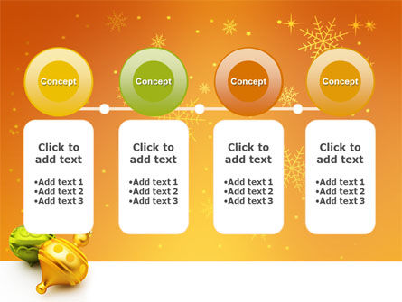 Decorations Of New Year PowerPoint Template Slide 5