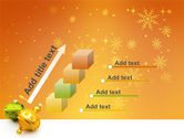 Decorations Of New Year PowerPoint Template#14