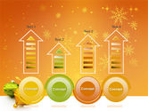 Decorations Of New Year PowerPoint Template#7