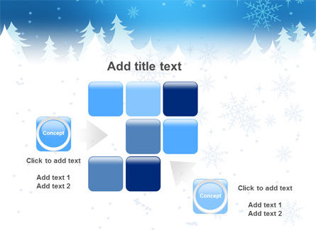 Forest Snow PowerPoint Template Slide 16