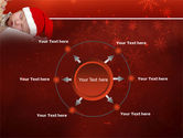 Christmas Child Free PowerPoint Template#7