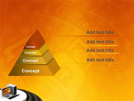 Computer Firewall PowerPoint Template Slide 4
