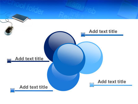 Internet Libraries PowerPoint Template Slide 10