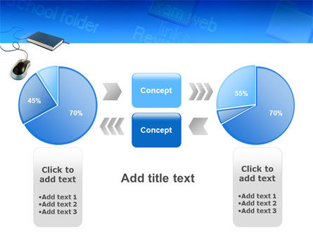 Internet Libraries PowerPoint Template Slide 11