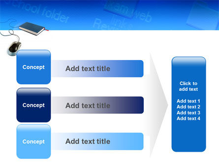 Internet Libraries PowerPoint Template Slide 12