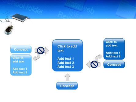 Internet Libraries PowerPoint Template Slide 13