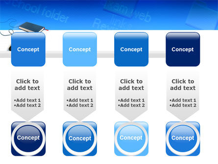 Internet Libraries PowerPoint Template Slide 18