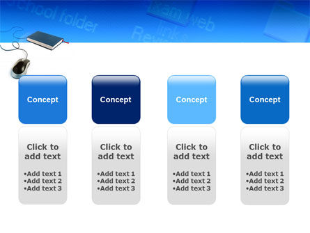 Internet Libraries PowerPoint Template Slide 5
