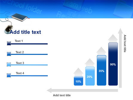 Internet Libraries PowerPoint Template Slide 8