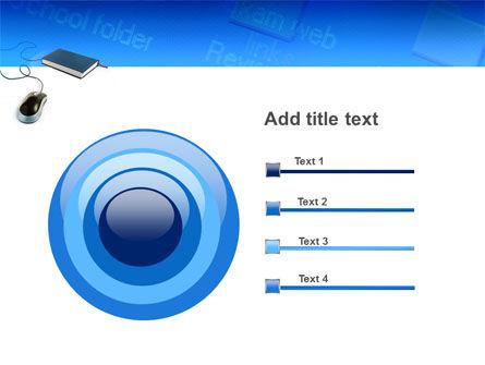 Internet Libraries PowerPoint Template Slide 9