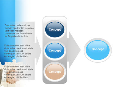 Partnership PowerPoint Template Slide 11