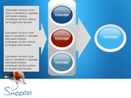 Women's Success PowerPoint Template Slide 11