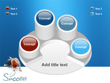 Women's Success PowerPoint Template Slide 12