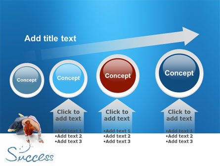 Women's Success PowerPoint Template Slide 13
