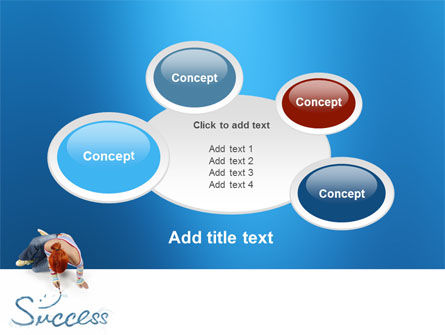 Women's Success PowerPoint Template Slide 16